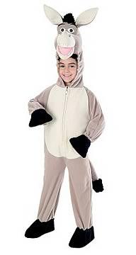 Shrek: Donkey Kids Deluxe Costume