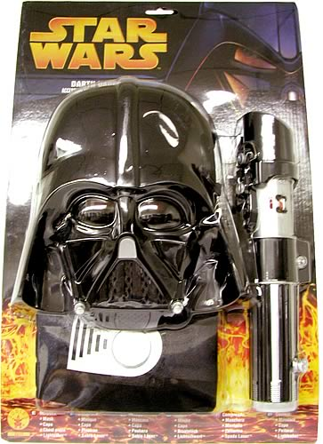 Darth Vader Costume Accessory Kit