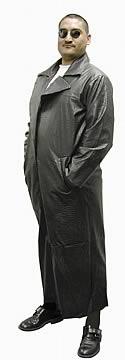 Matrix Deluxe Morpheus Costume