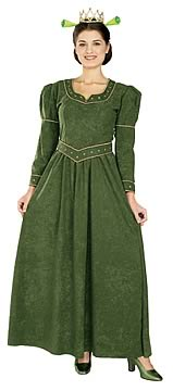 Princess Fiona Deluxe Adult Costume
