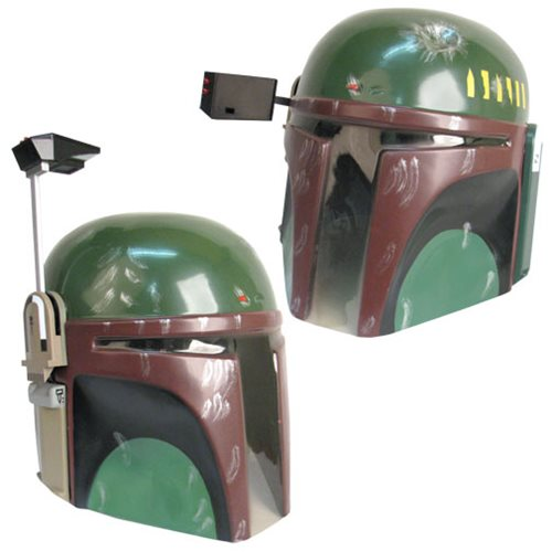 Star Wars Boba Fett Collector's Helmet