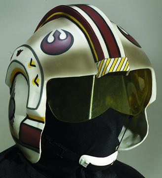Star Wars Luke Skywalker X-Wing Pilot Helmet Prop Replica
