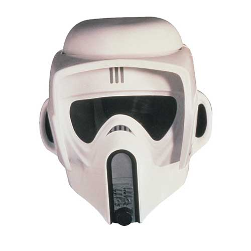 Star Wars Scout Trooper Collector Helmet