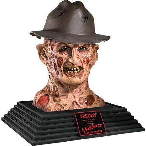 Nightmare on Elm Street Freddy Krueger 18-Inch Bust