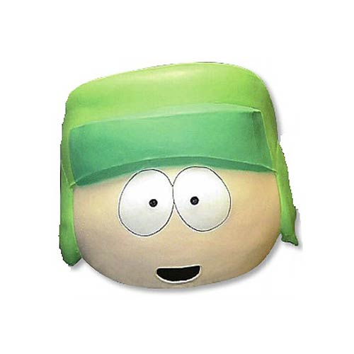 South Park Kyle Broflovski Overhead Latex Mask