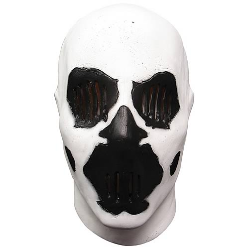 Watchmen Movie Deluxe Rorschach Mask