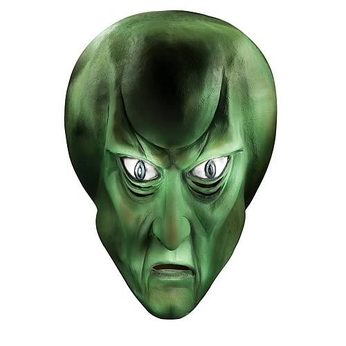 Star Trek Original Series Balok Mask