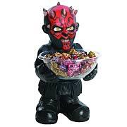 Star Wars Darth Maul Candy Bowl Holder