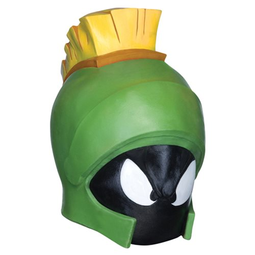 Looney Tunes Marvin the Martian Overhead Latex Adult Mask