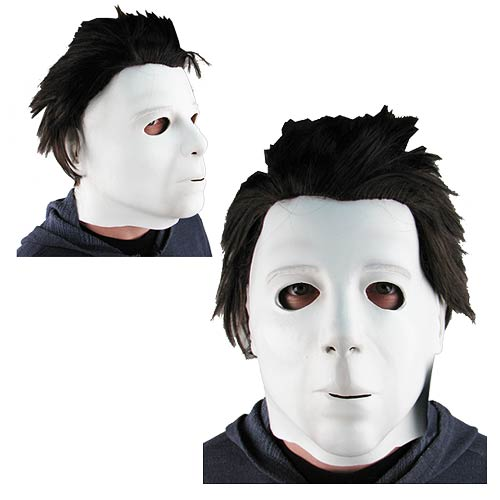 Halloween Michael Myers Deluxe Overhead Latex Mask