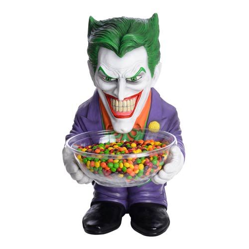 Batman The Joker Candy Bowl Holder