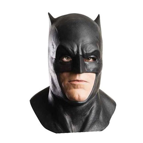 Batman v Superman: Dawn of Justice Batman Deluxe Latex Adult Cowl