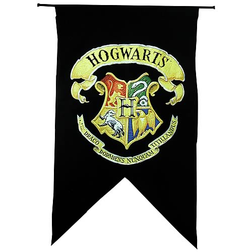 Harry Potter Printed Wall Banner