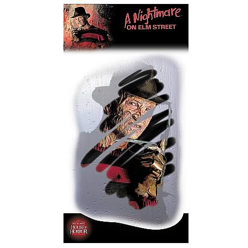 Nightmare on Elm Street Freddy Misty Face Glass Grabber