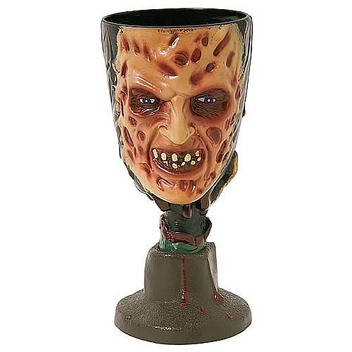 Nightmare on Elm Street Freddy Goblet