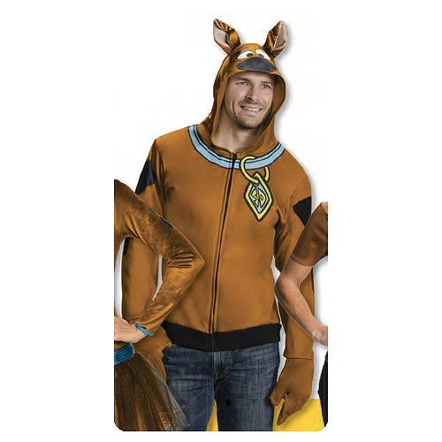 Scooby-Doo Zip-Up Hooded Costume