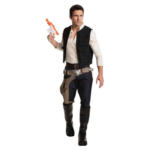 Star Wars Han Solo Grand Heritage Adult Costume