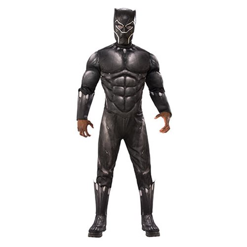 Black Panther Deluxe Black Panther Costume