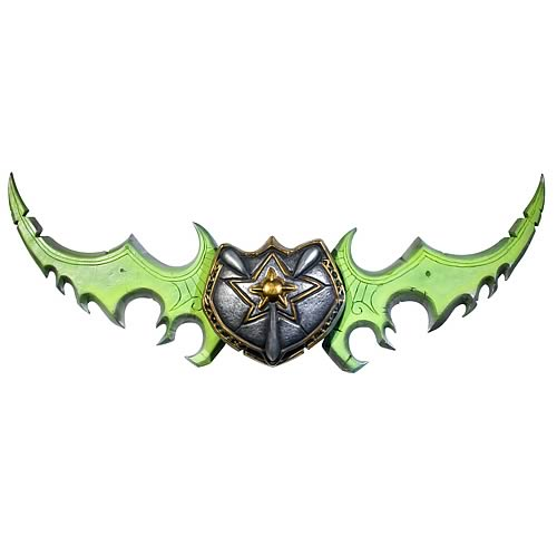 World of Warcraft Warglaive of Azzinoth Sword