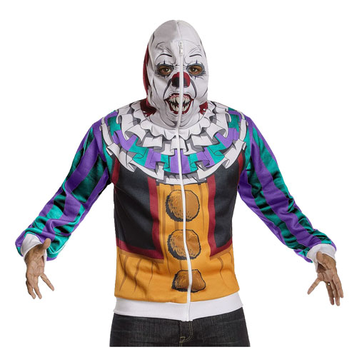 It Pennywise Zip-Up Hoodie
