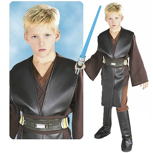 Anakin Skywalker Episode III Deluxe Child Costume