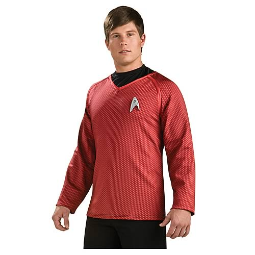 Star Trek Movie Uniform Grand Heritage Red Shirt