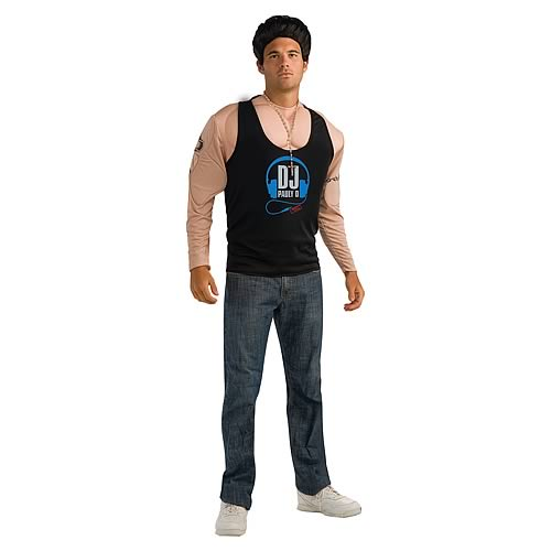 Jersey Shore Pauly D Deluxe Costume