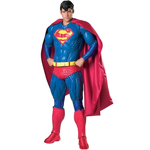 Superman Collectors Edition Deluxe Costume