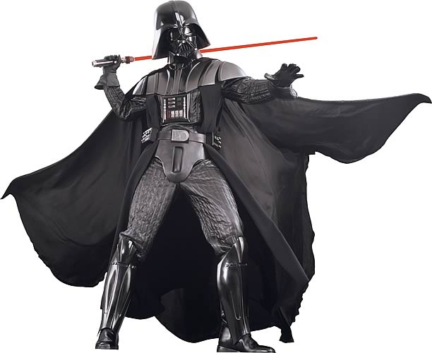Star Wars Episode III Darth Vader Supreme Edition Costume