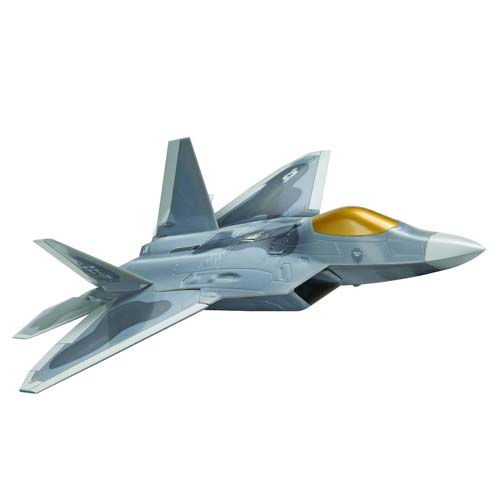 F-22 Raptor Snap-Tite Model Kit