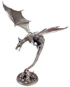 Pewter Vengeance of Smaug