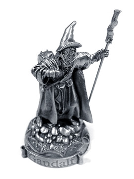 Pewter Gandalf
