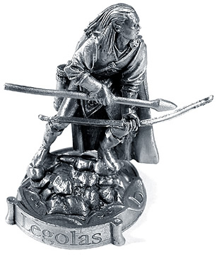 Pewter Legolas Greenleaf