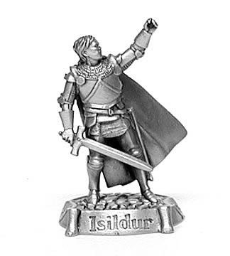 Pewter Isildur