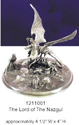 Pewter Lord of the Nazgul