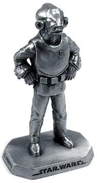 Pewter Admiral Ackbar