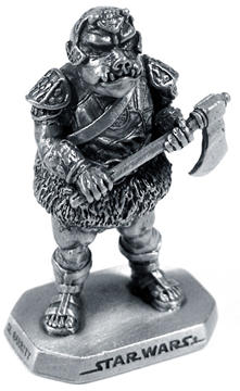 Pewter Gamorrean Guard