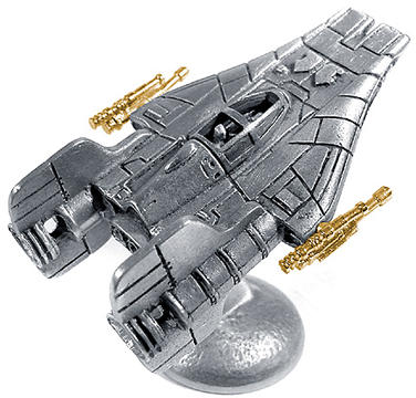 Pewter A-Wing