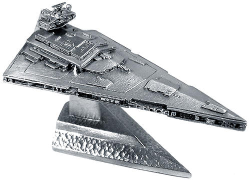 Pewter Imperial Destroyer