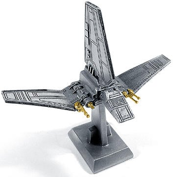 Pewter Shuttle Tydirium