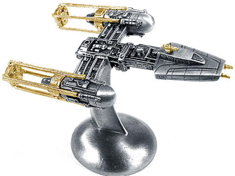 Pewter Y-Wing