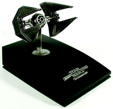 Pewter Ltd. Ed. TIE Fighter