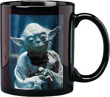 Star Wars Classic Yoda Mug