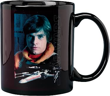 Star Wars Classic Luke Skywalker Mug