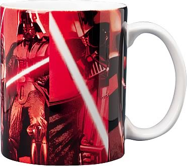 Star Wars Darth Vader Picture Grid Mug