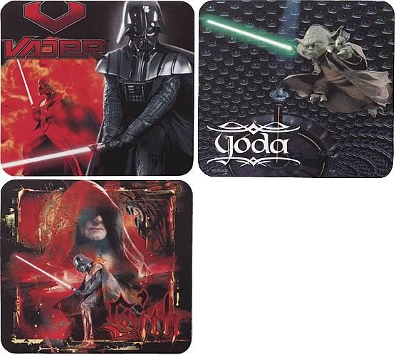 Star Wars Episode III Mousepad Set
