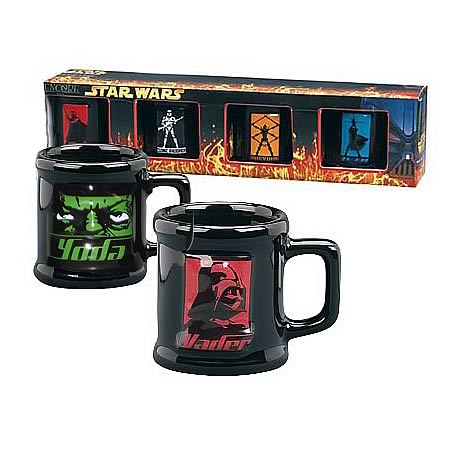 Star Wars Mug Shots Value Collection