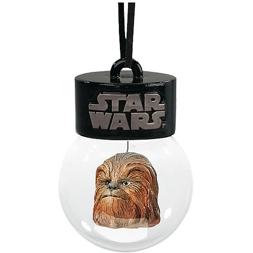 Star Wars Chewbacca Holiday Waterball Ornament