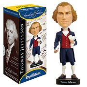 Thomas Jefferson Bobble Head