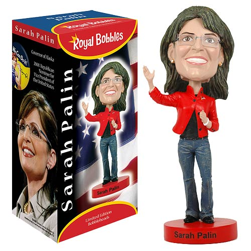 Sarah Palin Bobble Head